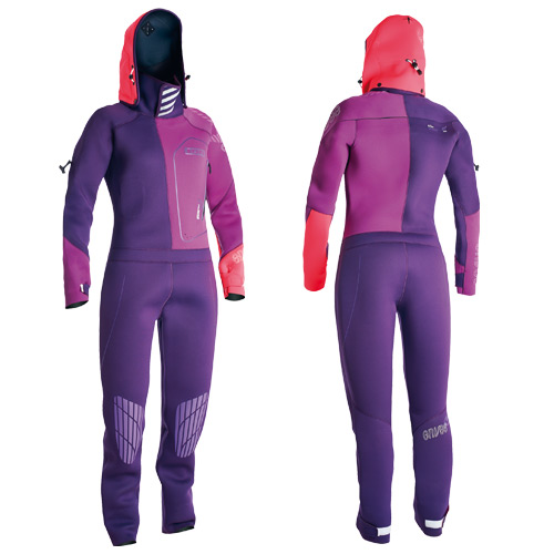 ION Envee Frauen Drysuit 2015