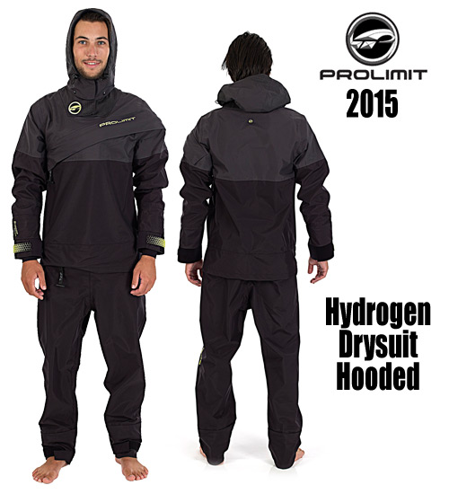 Prolimit Hydrogen Drysuit Hooded 2015